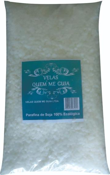 1k Parafina De Soja 100% Ecológica Velas Artesanais Rechaud