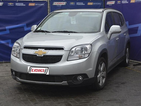 Chevrolet Orlando Lt At Ac 2018