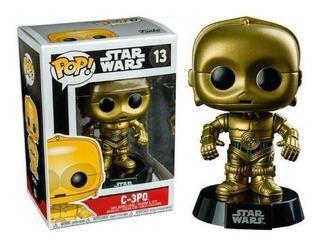 Funko Pop C-3po Star Wars 13