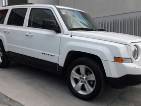 Jeep Patriot 2.4 Litude 4x2 At 2015
