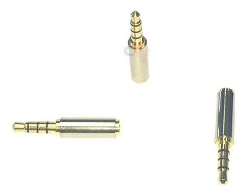 Cable Adaptador De Mini Plug 2.5 Mm A 3.5 Mm Macho O Hembra