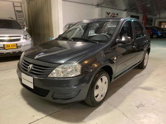 Renault Logan Familier 1.4cc Aa