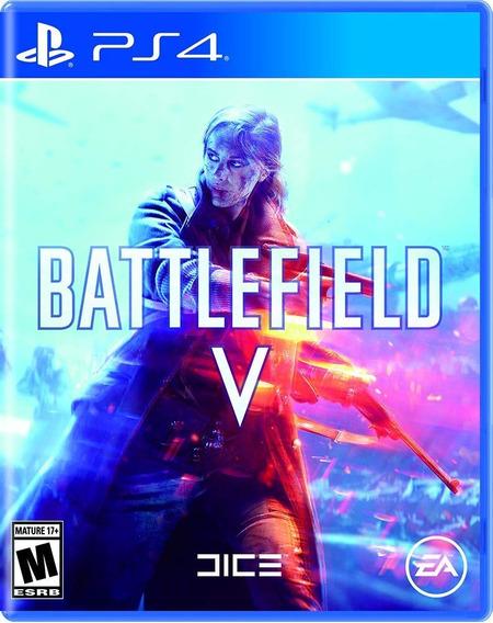 Battlefield V Ps4 Mídia Física
