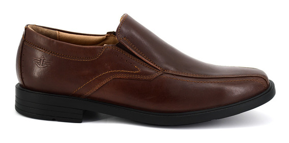 Zapato Casual Dockers Para Hombre D219572 Café [dck66]