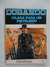 Durango Nº 3! Cilada Para Um Pistoleiro! Vhd Diffusion 1990!