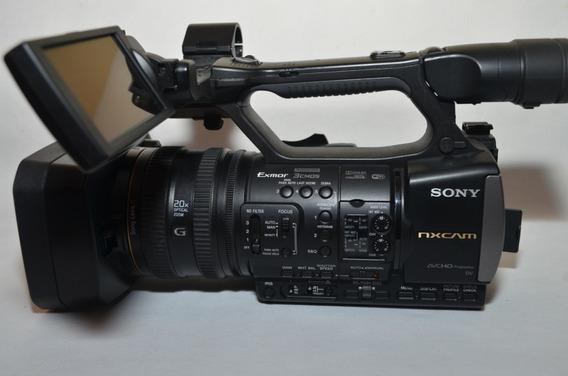 Filmadora Sony Nx3 Profissional, Não Envio, Só Retirada No Local