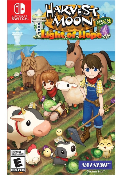 Harvest Moon Light Of Hope Special Edition - Switch
