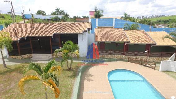 Chácara Com 4 Dormitórios À Venda, 1200 M² Por R$ 480.000 - Condomínio Encanto Da Natureza - Jardim Primavera - Santa Bárbara D