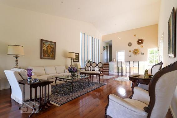 Casa Mobiliada Com 4 Dormitórios E 8 Garagens - Id: 892957026 - 257026