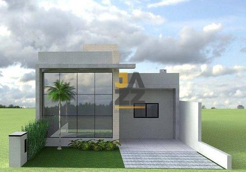 Imagem 1 de 16 de Casa Com 3 Dormitórios À Venda, 91 M² Por R$ 530.000,00 - Condomínio Piccolino - Salto/sp - Ca14390
