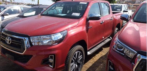 Toyota Hilux 2020 2.8 Srv Cab. Dupla 4x4 Aut. Zero Km