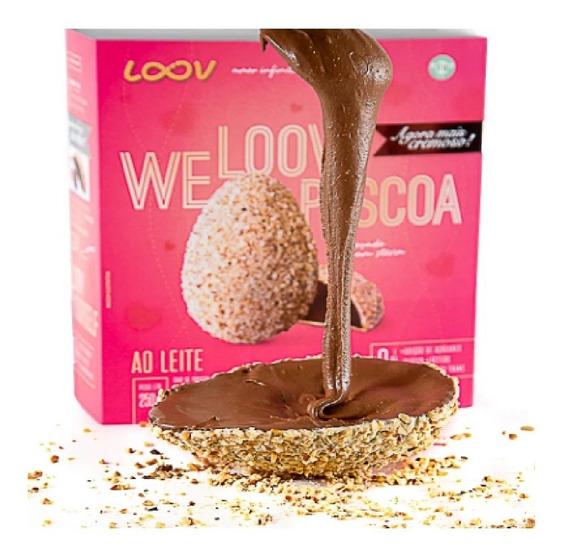 We Loov Ovo De Páscoa 250g - Chocolife