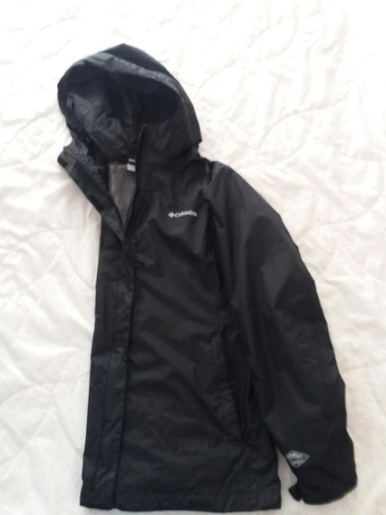 Campera Columbia Impermeable Rompe Viento