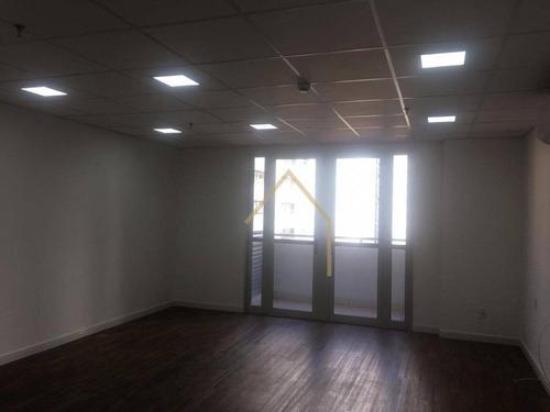 Imagem 1 de 1 de Sala, 39 M² - Venda Ou Aluguel  - Jardim América - São Paulo/sp - Sa0053