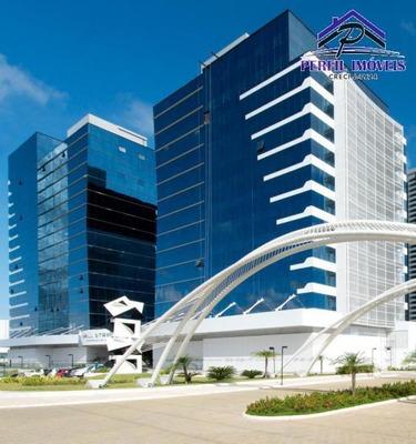 Sala Comercial Para Venda Em Salvador, Paralela, 1 Dormitório, 1 Banheiro, 1 Vaga - 270