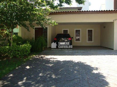 Casa Residencial Para Venda Condomínio Portal De Itu, Itu. - Ca3999