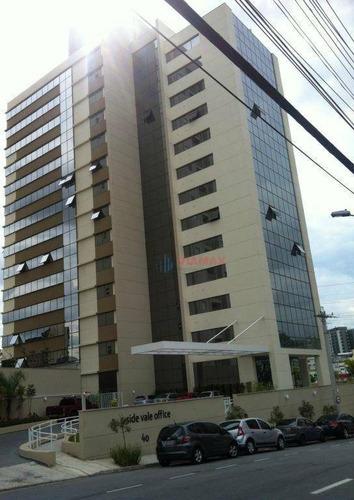 Imagem 1 de 14 de Ótima Sala Com 32m² Por R$ 250.000,00 No Jardim Augusta - São José Dos Campos/sp - Sa0435