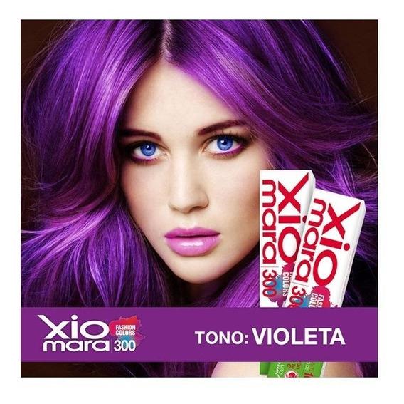 2 Cajillas Tono Violeta X300fc