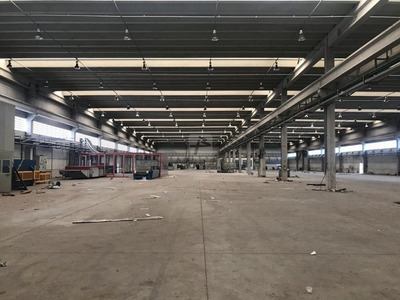 Galpao Industrial - Roncon - Ref: 3779 - V-3779