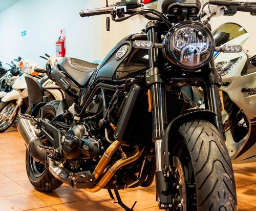Moto Leoncino 500 Benelli Oferta Contado