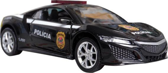 Miniatura Honda Nsx Pc Sp Polícia Civil De São Paulo - Atual
