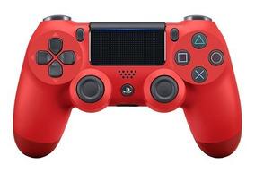 Control Ps4 Dualshock 4 / Joystick Playstation 4 (rojo)