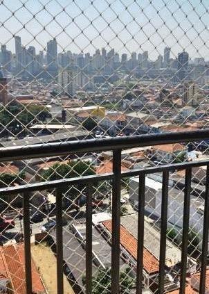 Apartamento Para Venda Em São Paulo, Agua Rasa, 3 Dormitórios, 1 Suíte, 2 Banheiros, 2 Vagas - 1049