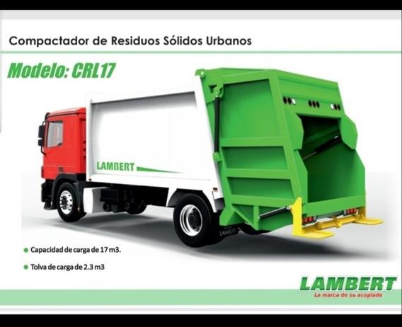 Compactador De Residuos