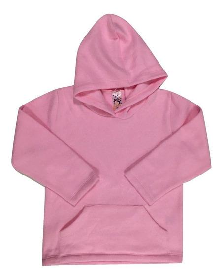 Blusão Infantil Em Tecido Soft Conf Foto