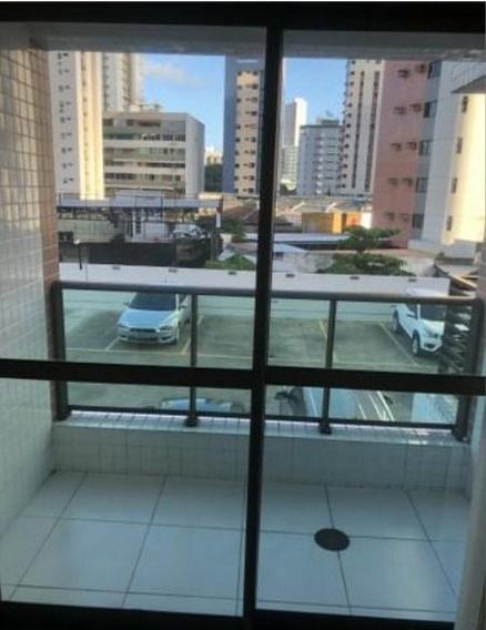 Apartamento Em Graças, Recife/pe De 54m² 2 Quartos Para Locação R$ 1.850,00/mes - Ap549834