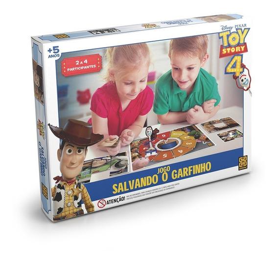Jogo Salvando O Garfinho Toy Story Grow