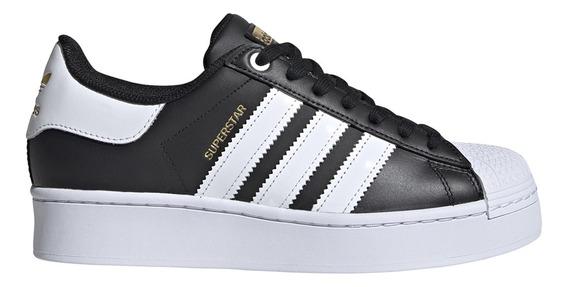 Facturable tinta Exactamente  Adidas Superstar Mujer Blancas Con Negro Originales - Ropa y Accesorios en  Mercado Libre Argentina