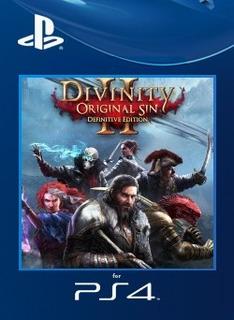 Divinity Original Sin 2 Definitive Español Juego Ps4
