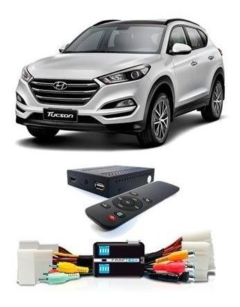 Desbloqueio De Tela Hyundai New Tucson Tv Hd + Leitor Videos