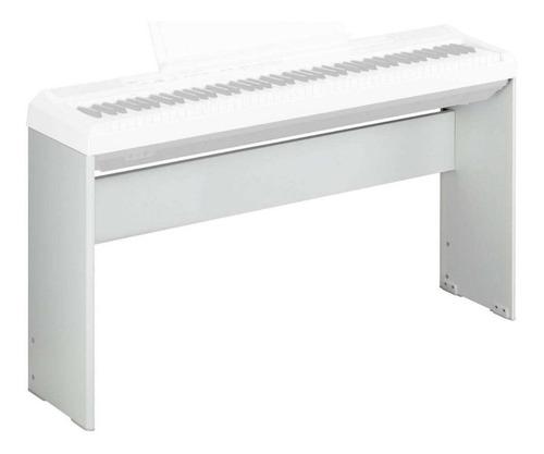 Yamaha L125 Base Para Teclado P125 Madera Color Blanco