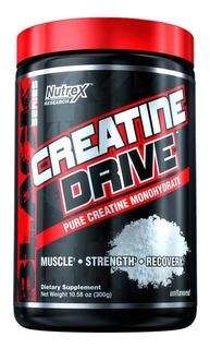 Nutrex Creatina Drive Monohidrato X 300 Gr