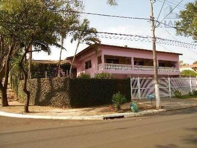 Casa Com 4 Dormitórios À Venda, 481 M² Por R$ 1.800.000 - Parque Taquaral - Campinas/sp - Ca5996