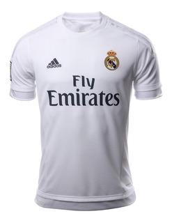 Playera Jersey adidas Del Real Madrid Local Rm