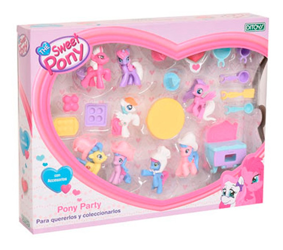 The Sweet Pony Party Full