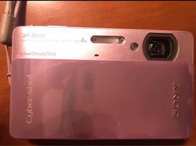 Câmera Sony Cybershot Tx5 A Prova Dágua