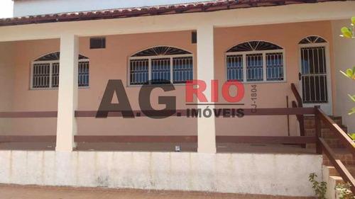 Casa De Rua-à Venda-jardim Sulacap-rio De Janeiro - Agv73470