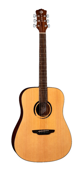 Guitarra Acustica Luna Wabi Sabi Dreadnought Solid Top