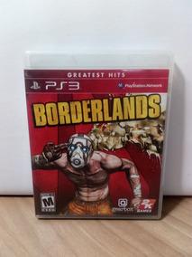 Borderlands Ps3 Usado