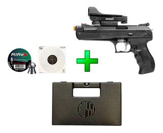 Pistola De Pressão Beeman 2006 5.5mm + Maleta + Chumbinho