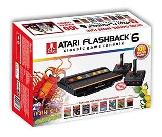 Juegos De Video Plug & Play,atari Flashback 6 Sistema De..