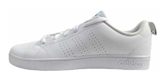 Tenis adidas Advantage Unisex Negro Aw4884 Dancing Originals