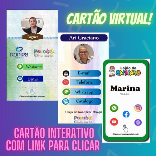 Imagem 1 de 4 de Cartão Interativo Virtual