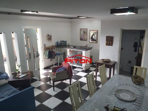 Sobrado Com 2 Dormitórios Para Alugar, 220 M² Por R$ 3.500,00/mês - Penha De França - São Paulo/sp - So2538