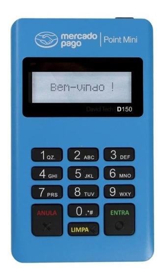 Maquina De Cartão Mini Point D150 Maquina Do Mercado Pago