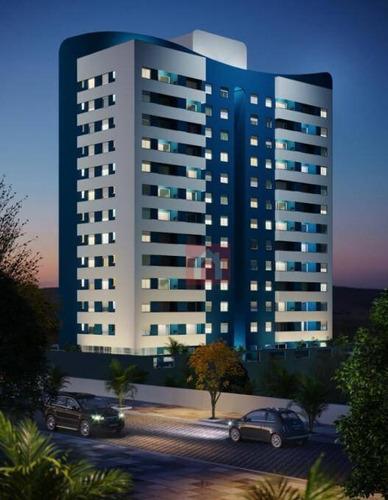 Apartamento À Venda, 52 M² Por R$ 217.000,00 - De Lazzer - Caxias Do Sul/rs - Ap1982